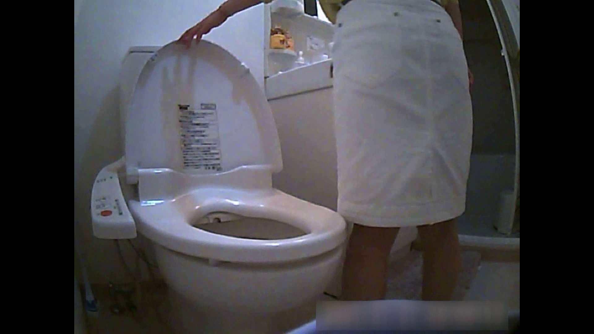 乳首大き目の24歳Y子 トイレ編 乳首コレクション | トイレ中  27連発