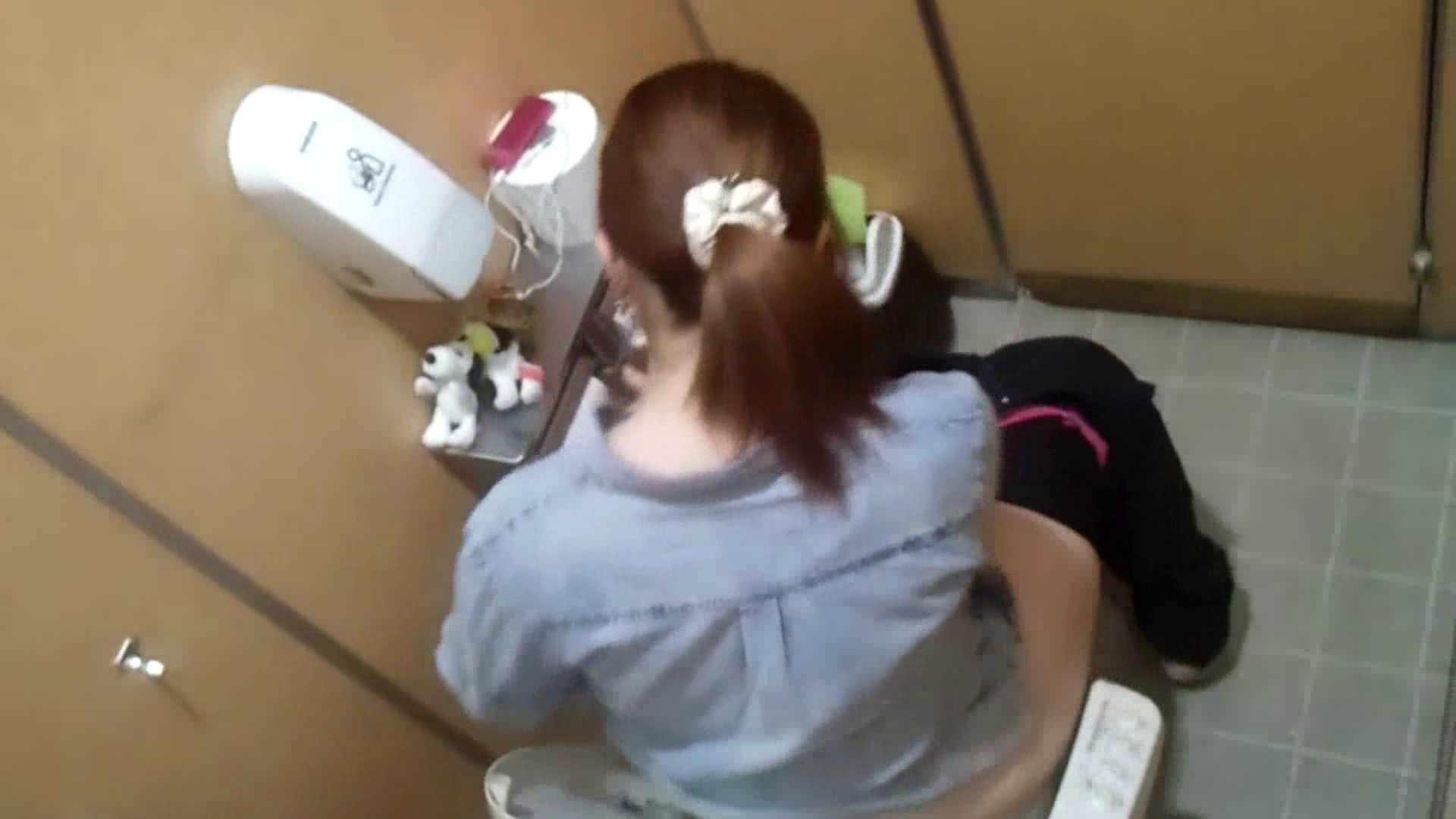 化粧室絵巻 商い場編 VOL.10 見応え、お得感ばっちり、人数多めの8人。 OL   0  103連発