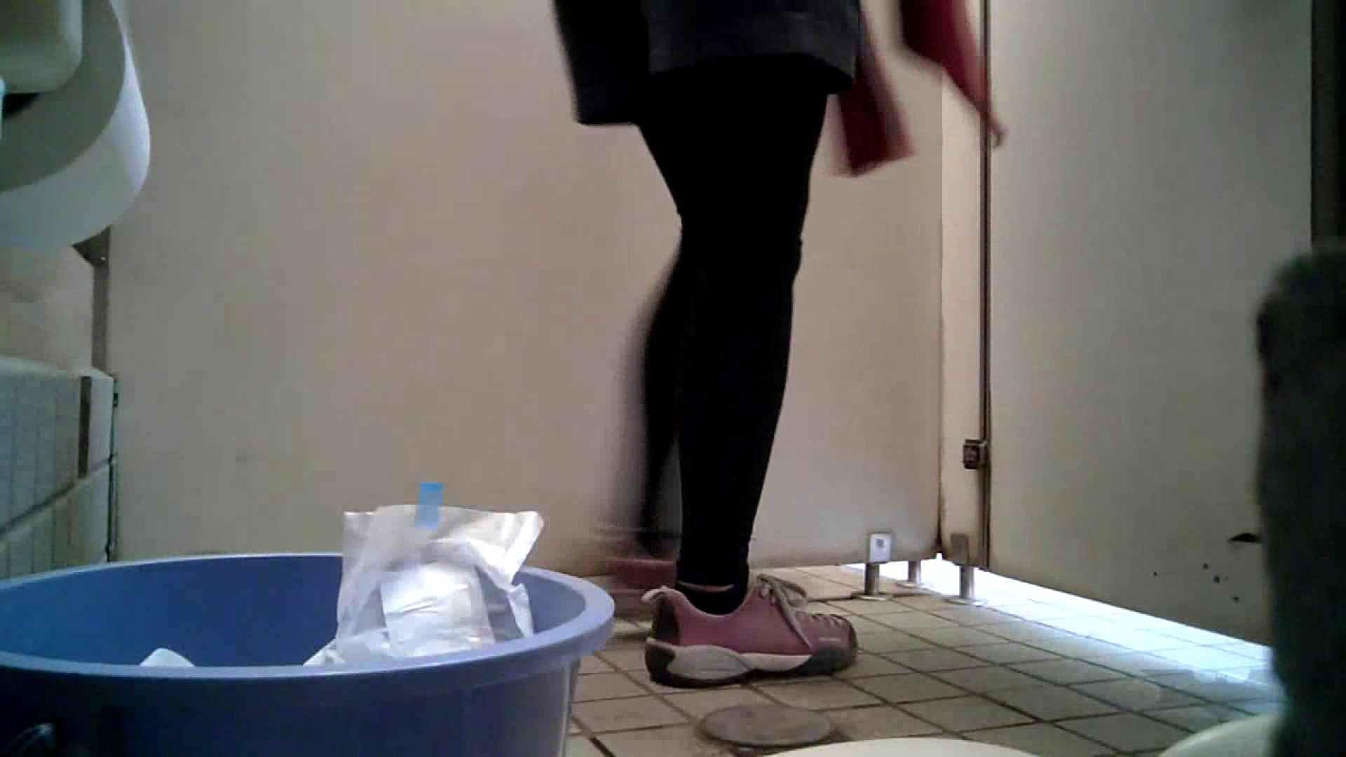 痴態洗面所 Vol.08 たっぷり汚トイレ 洗面所着替え | OL  84連発