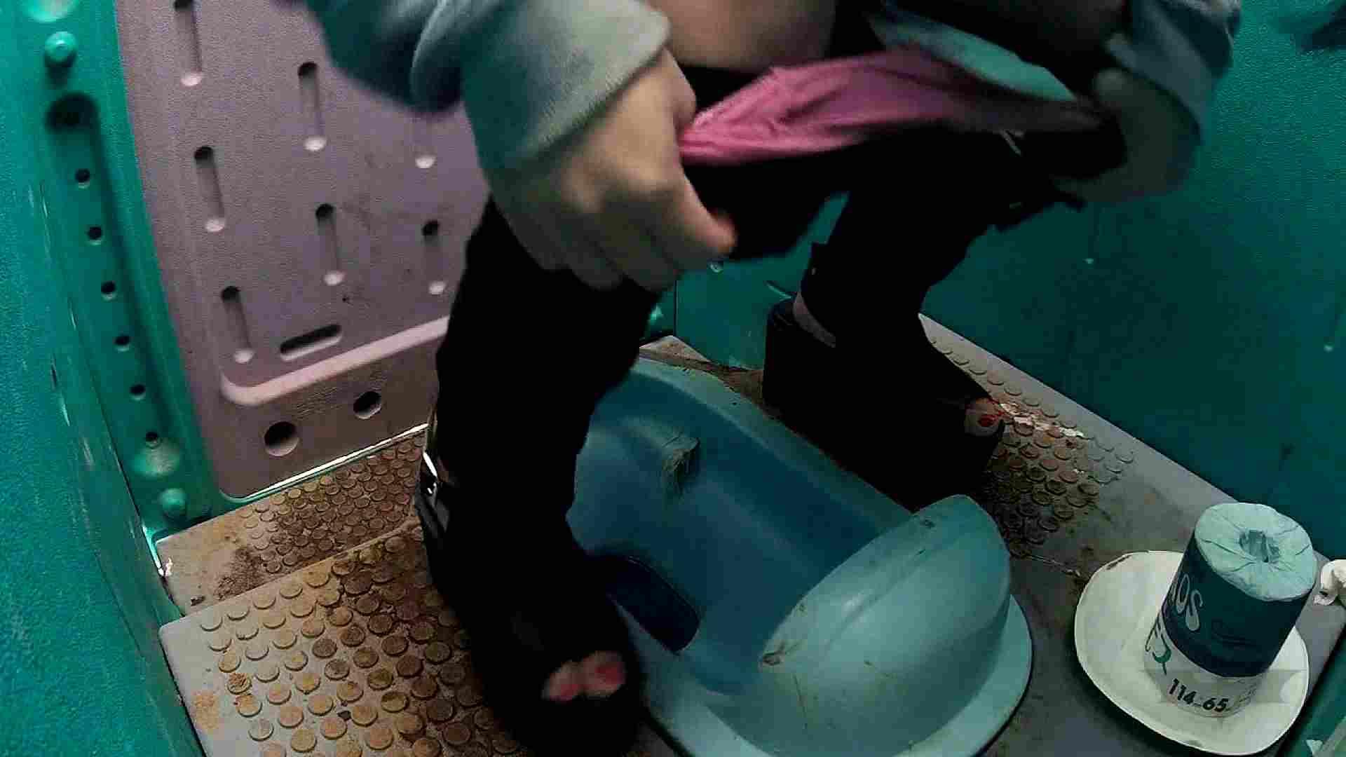 痴態洗面所 Vol.06 中が「マジヤバいヨネ!」洗面所 洗面所着替え | OL  100連発