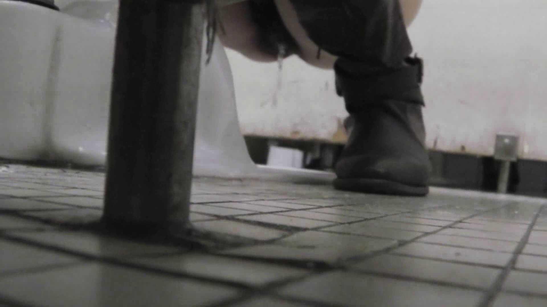 洗面所特攻隊vol.012 洗面所着替え | OL  61連発