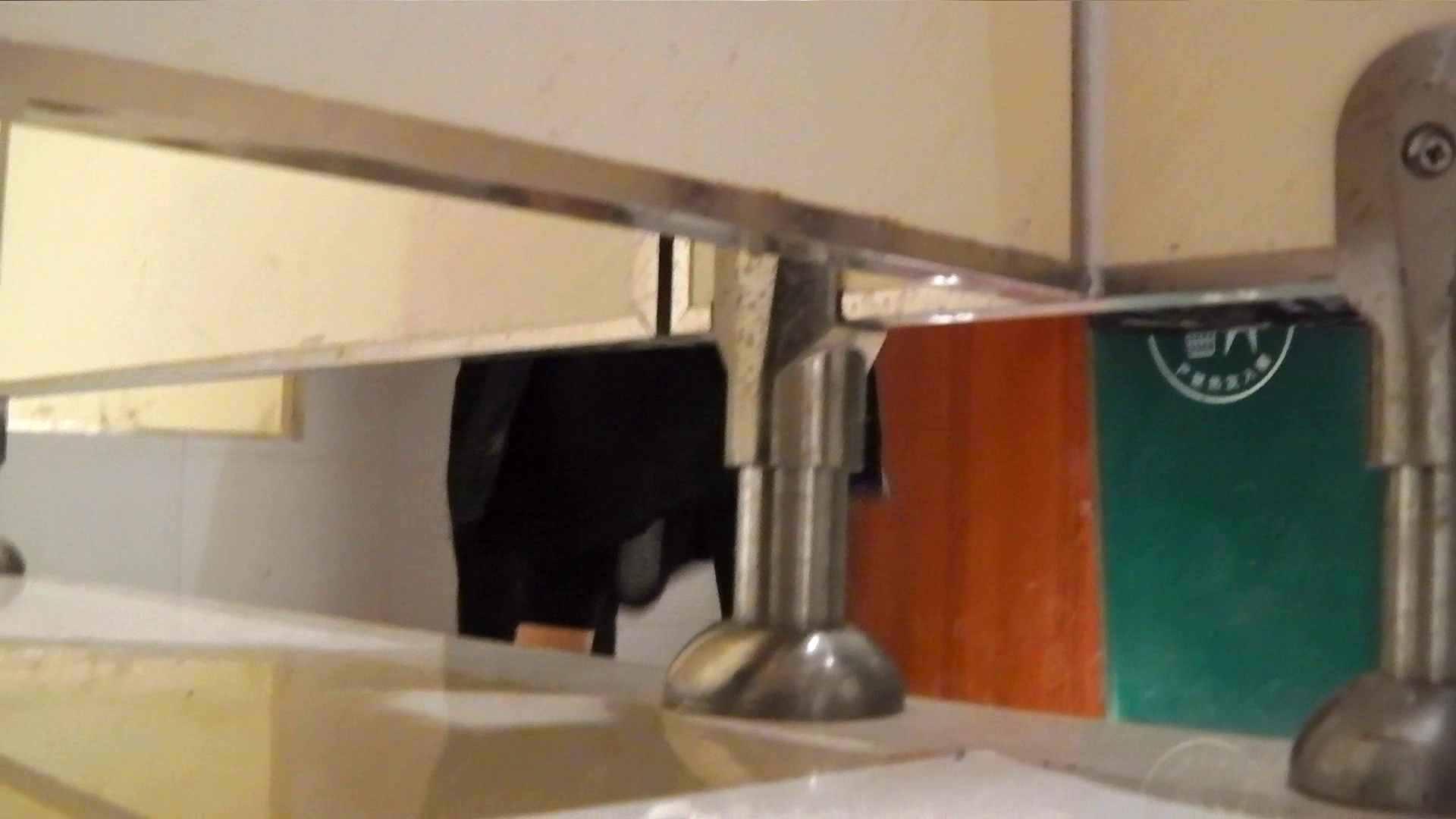 洗寿観音さんの 化粧室は四面楚歌Nol.6 洗面所着替え | OL  56連発