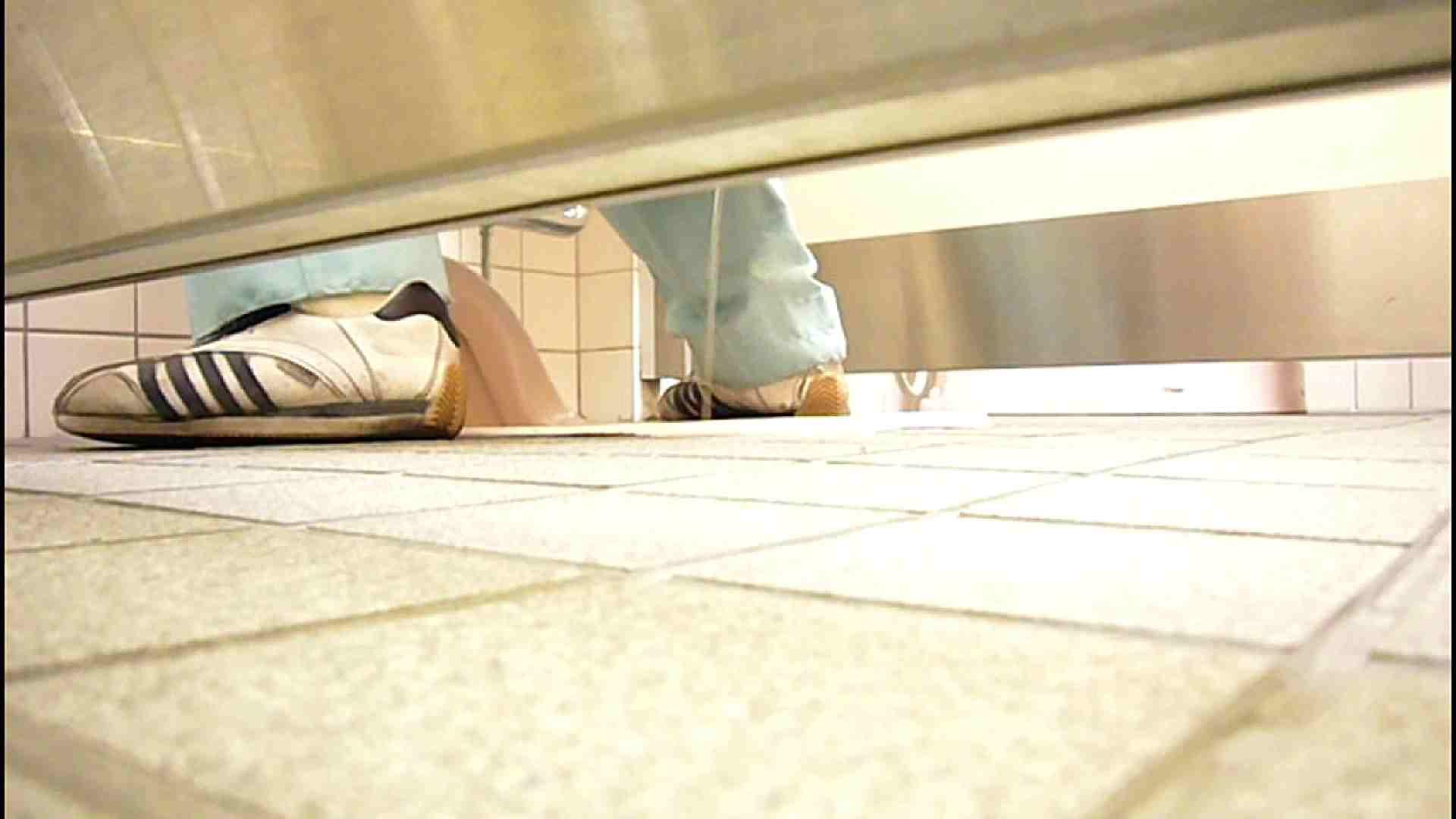 洗面所固定カメラ撮影 オムニバスNol.3 OL | 洗面所着替え  77連発